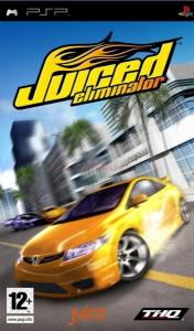 THQ - Juiced: Eliminator (PSP)