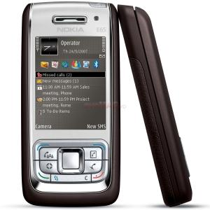 Nokia telefon mobil e65