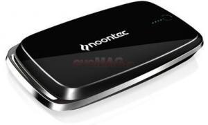 Noontec - Lichidare! Acumulator Noontec extern  Polo 4000 mAh pentru iPhone, iPod (Negru)
