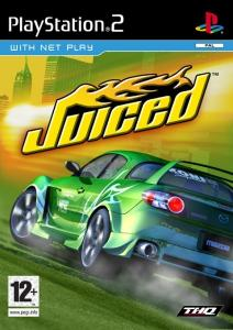 Thq juiced (ps2)