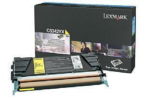 Lexmark toner c5342yx (galben)