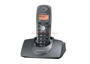 Panasonic kx tg1100fxt/s kx tg1100fxt/s