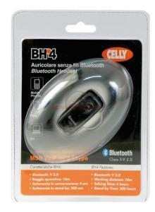 Celly - Casca Bluetooth Celly BH4 (2 telefoane simultan)