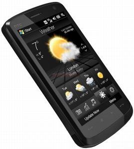 Telefon mobil touch hd