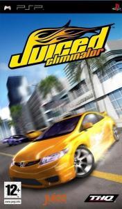 THQ - THQ Juiced: Eliminator (PSP)
