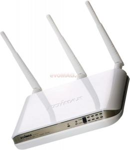 Router wireless edimax br 6574n