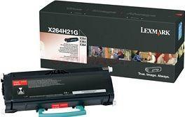Toner lexmark 0x264h21g negru