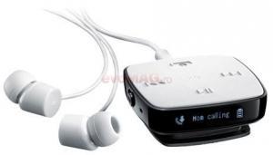 NOKIA - Casti NOKIA Bluetooth BH-221 (Albe)