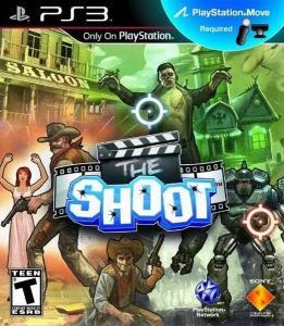 Sony the shoot (ps3)