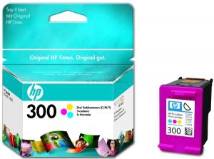 Cartus cerneala hp 300 (color)