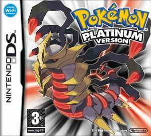 Pokemon platinum (ds)