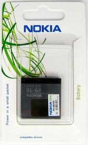 NOKIA - Acumulator NOKIA BL-6P Li-ion, 830mAh