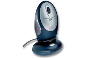 Logitech - Mouse optic fara fir + incarcator