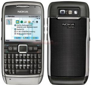 Telefon mobil e71 (grey)