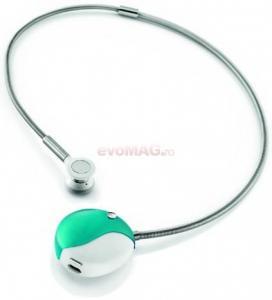 Novero -   Casca Bluetooth novero Colier Victoria - Wave Silver