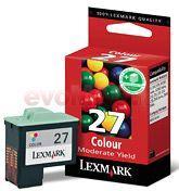 Lexmark cartus color 27