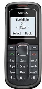 Nokia telefon mobil 1202