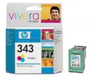 HP - Cartus cerneala 343 (Color)
