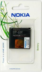 NOKIA - Acumulator NOKIA BP-6M Li-po, 970mAh