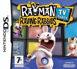 Ubisoft -  Rayman Raving Rabbids: TV Party (DS)