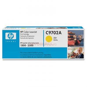 Hp toner c9702a (galben)