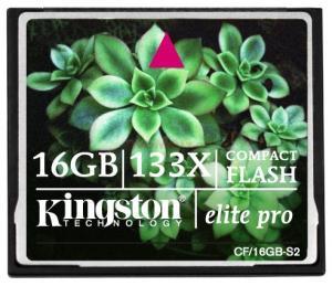 Kingston card cf 16gb