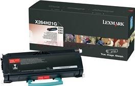 Lexmark toner 0x264h21g (negru)