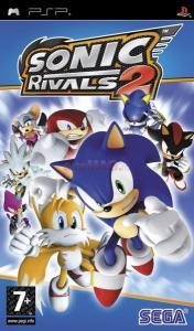 SEGA -  Sonic Rivals 2 (PSP)