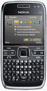 Telefon mobil e72 (zodium black)