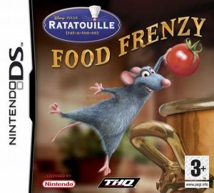THQ - THQ Ratatouille: Food Frenzy (DS)
