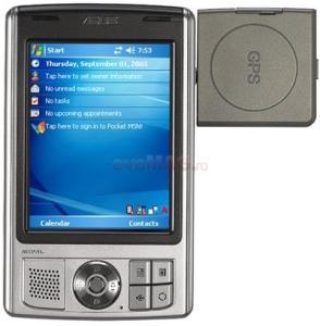 ASUS - Cel mai mic pret!  PDA cu GPS MyPal A639