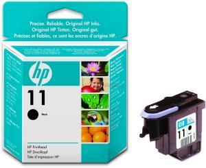 Cap printare hp 11 (negru)