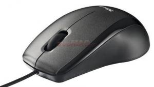 Trust mouse optic (negru)