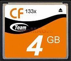 Card compact flash 4gb (133x)