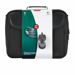 "Logitech - Geanta laptop Traveler 15"""