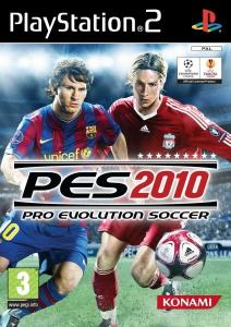 Pro evolution soccer 2010 (ps2)