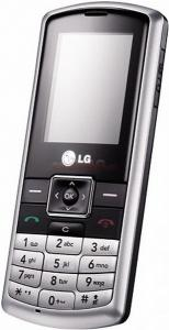 LG - Telefon Mobil  KP170 (Argintiu)