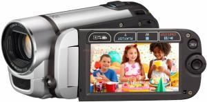 Canon camera video fs306