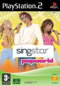 Singstar popworld (ps2)