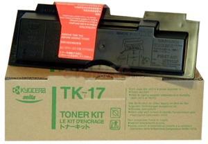 Toner tk 17 (negru)