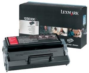 Lexmark toner 12s0300 (negru)