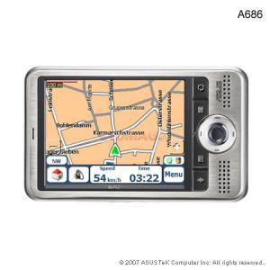ASUS - Cel mai mic pret! PDA cu GPS MyPal A686 + iGO Europa de Est