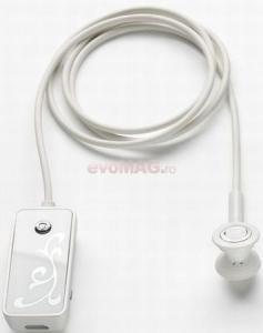 Novero - Casca Bluetooth novero Soho Twig (Alba)