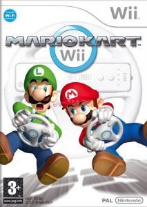 Mario kart + volan (wii)