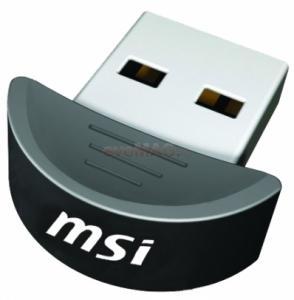 MSI - Adaptor Bluetooth BToes 2.0 EDR Micro Dongle