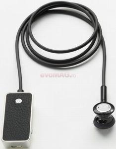 Novero - Casca Bluetooth novero Soho Nappa (Negru)