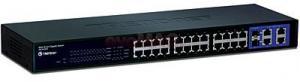 Trendnet switch teg 424ws