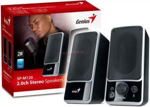 Genius boxe sp m120