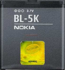 NOKIA -  Acumulator NOKIA BL-5K (Bulk)