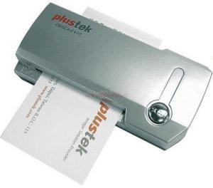 Plustek scanner opticard 610